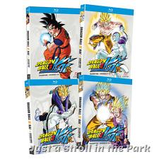 DragonBall Z Kai: Anime Series Complete Uncut Seasons 1 2 3 4 Box/BluRay Set(s)
