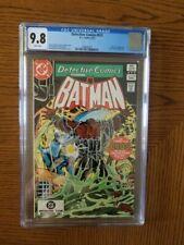 Detective Comics 525 CGC 9.8 NM/M 1st Full Appearance of Jason Todd