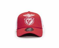 Benfica SLB malla con respaldo Camionero Béisbol Sombrero fi Colección Licencia Oficial
