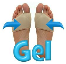 Metatarsal Pads Ball Of Foot Gel Cushion Shock Absorbing Pain Mortons Neuroma UK
