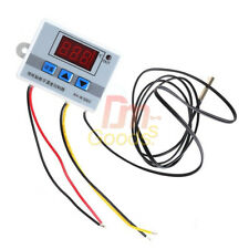 Digital AC 110-220V W3002 LED Temperature Controller Thermostat with Transformer