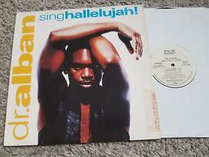 Dr. Alban - Sing hallelujah US 12'' Disco Vinyl