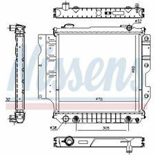 NISSENS 64163 Motor Kühler Suzuki Samurai SJ 1.9 D AWD 47 kW 09//2000-12//2004