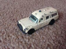 """Matchbox Superfast No.3 Mercedes Benz """"binz"""" Ambulance Car"""