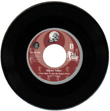 "SPYDER TURNER  ""'I CAN'T WAIT TO SEE MY BABY'S FACE""  NORTHERN SOUL"