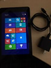 "Dell Venue 8 Pro 5830 8"" Tablet, 2GB Memory, 32GB Storage, Win10, Wifi/BT"