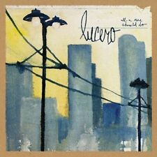 Lucero -- All A Man Should Do -- CD -- NEW! Factory Sealed!