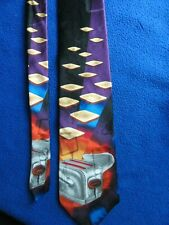 ~~ AFTER DARK  FLYING TOASTER PRO TIE #2 ~~