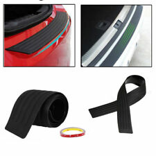 Car SUV Door Sill Guard Body Bumper Scratch Protector Rubber Pad Cover Trim 35""
