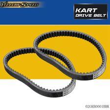 2 pcs Go Kart 30 Series Torque Converter Belt Comet Tav2 203589 Manco 5959 Black