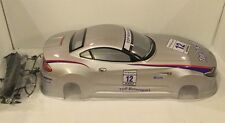 1/10 drift and touring car BMW Z4 Silver style fits many vehicles