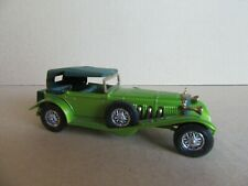 869J Matchbox Y16 Mercedes Ss 1928 Model of Yesteryear