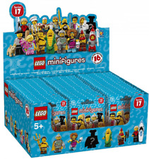 NEW & SEALED LEGO 71018 Series 17  - Box of 60 minifigures