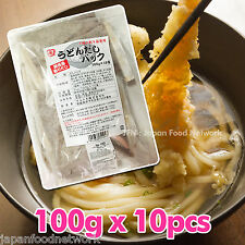 Japanese Top Brand MARUTOMO Udon Dashi Pack Soup Stock 100g x 10EA FISH STOCK