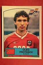 Panini EURO 88 N. 259 SSSR PROTASOV WITH BACK VERY GOOD/MINT CONDITION!!!