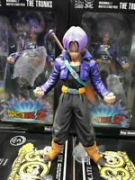 Dragon Ball Z MASTER STARS PIECE THE TRUNKS Manga Dimensions Box Packed