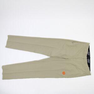 Clemson Tigers Nike Dress Pants Men's Tan Used