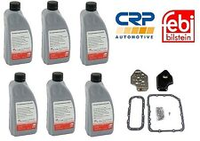 BMW E36 318 323 325 328 525i 528i Z3 Transmission Fluid (6 Liters) & Filter Kit