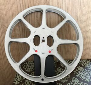 HIGH QUALITY 16mm  990ft?  300m Film Spool Reel £14.95  LIGHTWEIGHT METAL