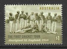 AUSTRALIA 2018 FIRST CRICKET TOUR TO ENGLAND 1868 ABORIGINAL XI 1v MNH