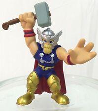 Marvel Super Hero Squad THOR Variant Costume & Beard from Wave 5