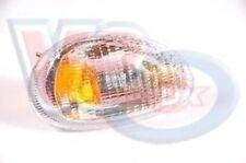 Clignotants transparents pour scooter