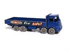 Matchbox Lesney No.20b ERF 68G 'Ever Ready' Truck (GREY PLASTIC WHEELS, GC)