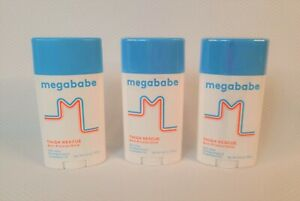 MEGABABE Thigh Rescue Anti-Friction Stick W/ Aloe Pomegranate Grapeseed