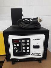 ITW CHALLENGER Hot melt glue machine model Quattro
