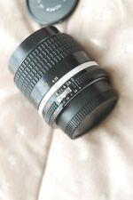Nikon 28mm F2 Ais Lens Ai for nikon film and nikon digital SLR cameras