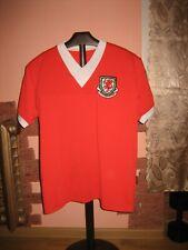 WALES(Cymru) Football National Team Kappa Home 2006/07 Jersey/Shirt size XXL