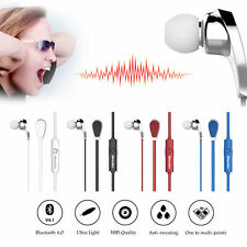 Bluedio N2 Wireless Bluetooth Stereo Headphones Earbuds Handsfree Mic Headset