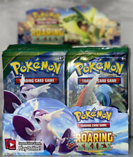 Pokémon TCG Roaring Skies Booster Pack!