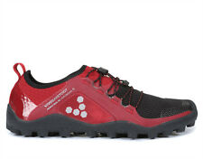 Vivobarefoot Women's Primus Trail SG Mesh - Black/Red - 42