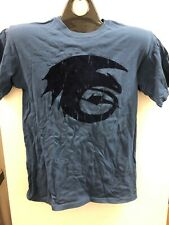 How To Train Your Dragon Felt Print T-shirt