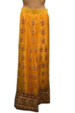 SLIM LEHENGA IN YELLOW WITH CHOLI AND MATCHING DUPATTA - BRIDAL/ BRIDESMAID DRES