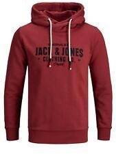 JACK & JONES Homme à Capuche Pull Jorbrandon S M L XL XXL Slim