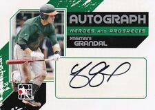 Jasmani Grandal, 2011 The Game,G/U Jersey Silver Version, AUTOGRAPH!!!, ROOKIE!!