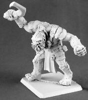 1 x HOOKMAW KREEG - PATHFINDER REAPER miniature figurine rpg ad&d ogre jdr 60037