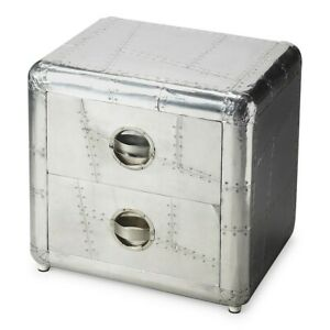 Butler Midway Aviator Side Table, Metalworks - 2537025