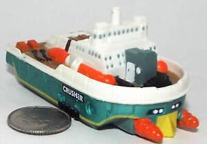 Small Micro Machine Plastic Ice Breaker marked Crusher