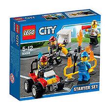 LEGO City Feuerwehr Starter-Set (60088)
