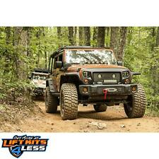 Rugged Ridge 11544.05 Blk Spartacus Stubby Bumper for 07-18 Jeep Wrangler (JK)