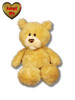 Gund Tan Cream Little Buddy Teddy Bear Stuffed Plush Animal 13in