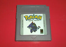 ## POKEMON PYRITE VERSION - NINTENDO GAMEBOY & COLOR GBC GAME FANMADE HOMEBREW