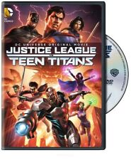 Justice League vs. Teen Titans Dvd, 2016 New