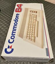 RARE Commodore 64 Mk-II BRAND NEW in original packaging and warranty sealed