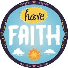 "Mad Mags Car Magnet Magnetic "" Have Faith "" 3152 NEW"