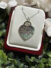 Necklace Tiffany's & CO Heart New York