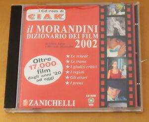 IL MORANDINI 2002 - ZANICHELLI - CIAK - OTTIMO CD [AE-126]